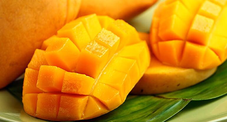 buah mangga memiliki kandungan antioksidan tinggi